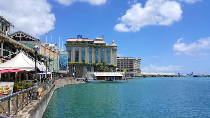 Centro Comercial - Port Louis - Ilhas Maurícias © Viaje Comigo