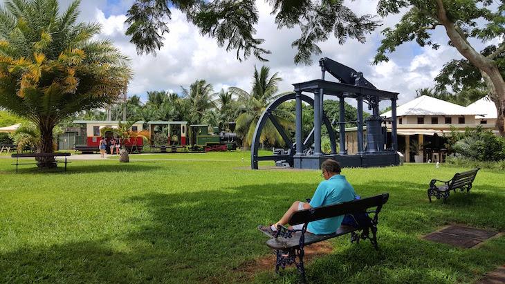 Jardins do Sugar World - Ilhas Maurícias © Viaje Comigo