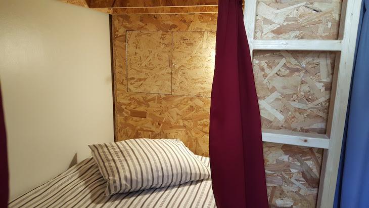 Dormitório Hostel Casa da Tocha © Viaje Comigo