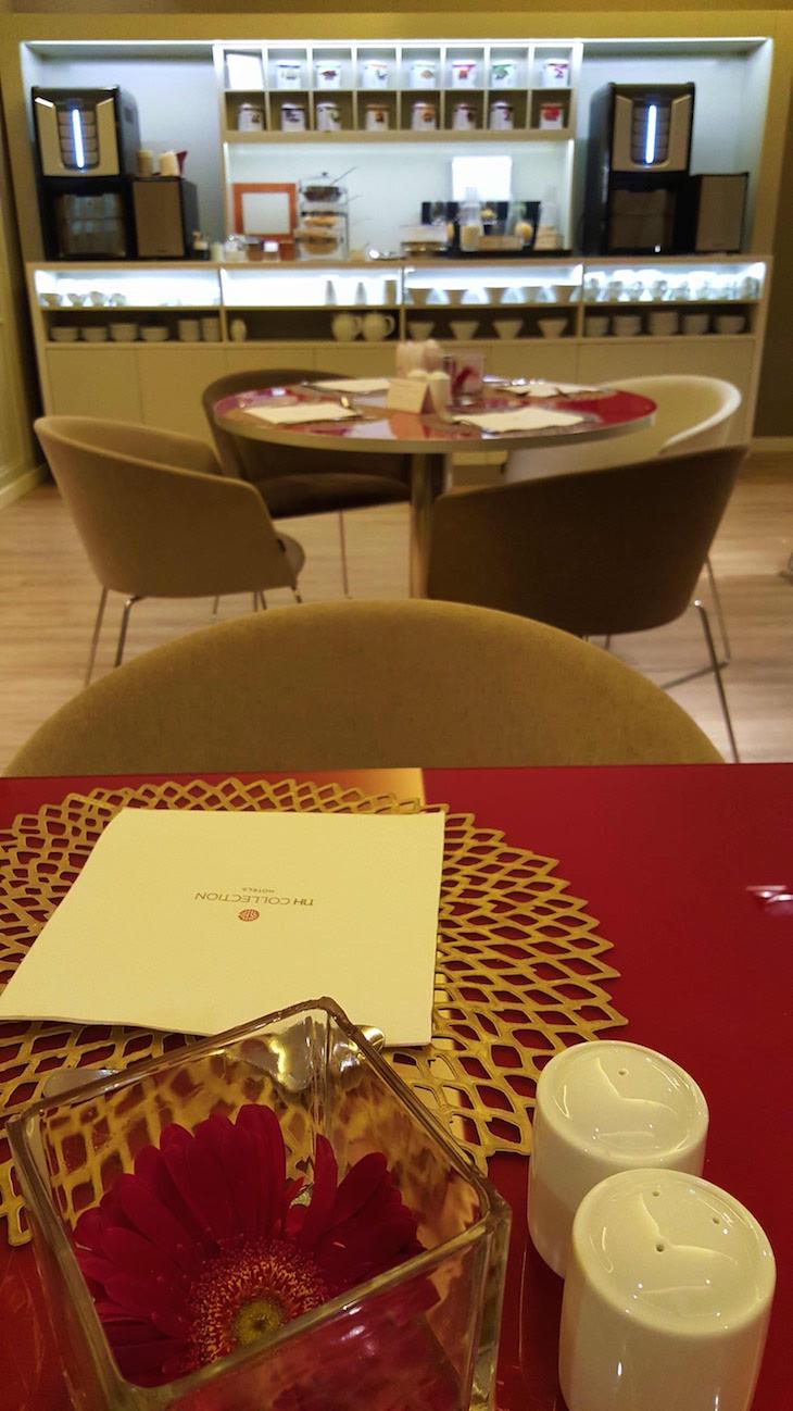 Pequeno-almoço no NH Collection Lisboa Liberdade Hotel © Viaje Comigo