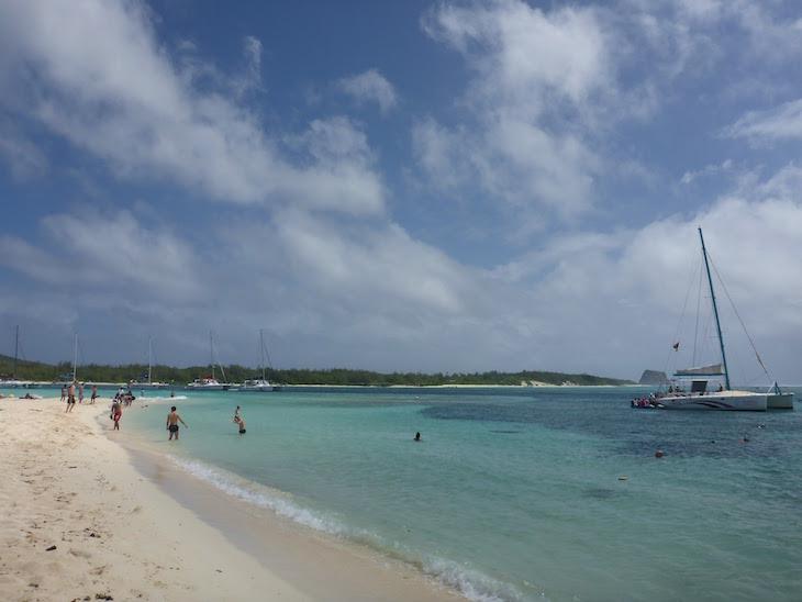 Na Ilha Gabriel - Ilhas Maurícias © Viaje Comigo