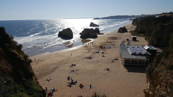 Praia da Rocha, Portimão, Algarve © Viaje Comigo