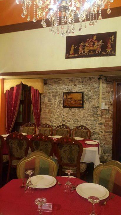 Restaurante Namasté - Port Louis - Ilha Maurícia © Viaje Comigo