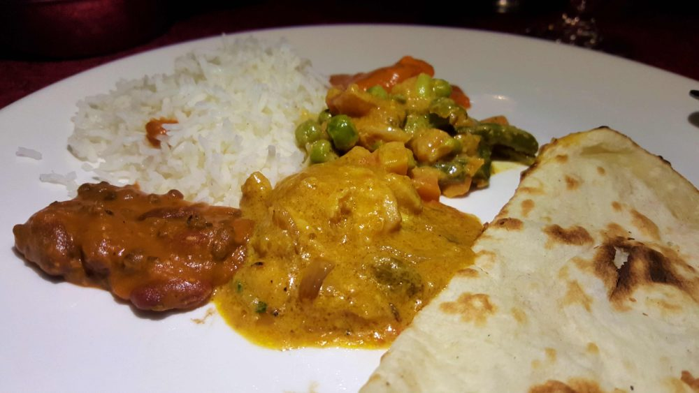 Restaurante Namaste - Port Louis - Ilha Maurícia © Viaje Comigo