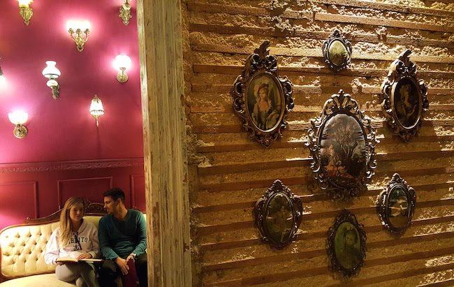 Agridoce Café, em Porto Alegre - Brasil © Viaje Comigo