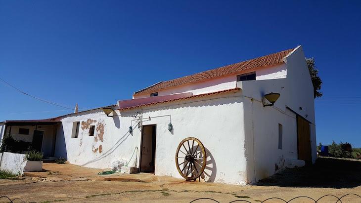 Adega e sala de provas da Paxá Wines - Algarve © Viaje Comigo
