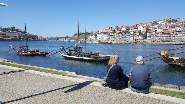 Rio Douro, Barcos Rabelos, Porto © Viaje Comigo