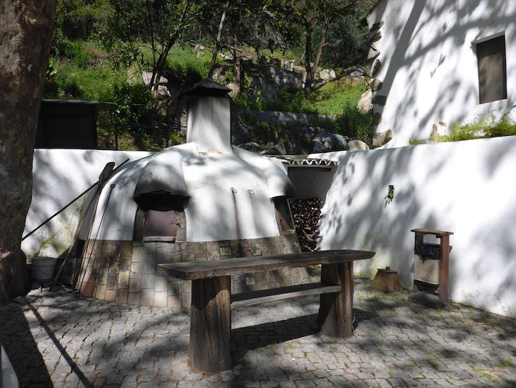 Forno antigo nas Caldas de Monchique - Algarve © Viaje Comigo