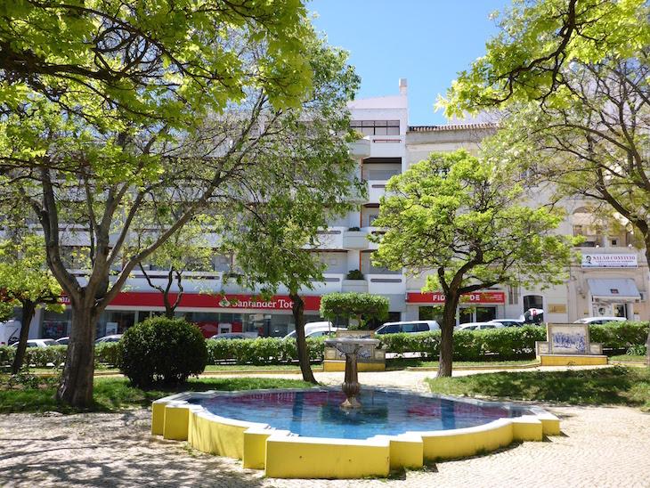 Lago Jardim 1º Dezembro em Portimão © Viaje Comigo
