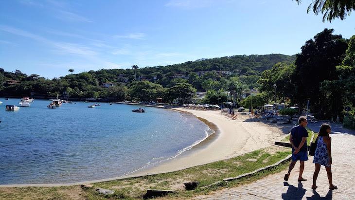 Praia dos Ossos, Armação dos Búzios, Brasil © Viaje Comigo