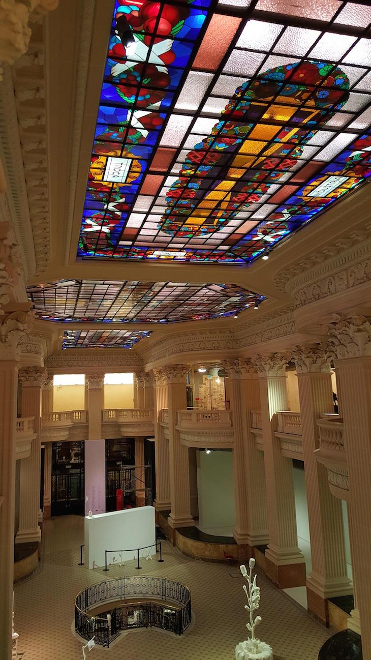 Santander Cultural - Porto Alegre - Brasil © Viaje Comigo