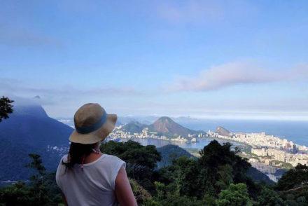 O Rio de Janeiro com Vista Chinesa - Brasil © Viaje Comigo