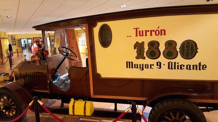 Carro Museo del Turrón - Jijona - Alicante - Espanha © Viaje Comigo