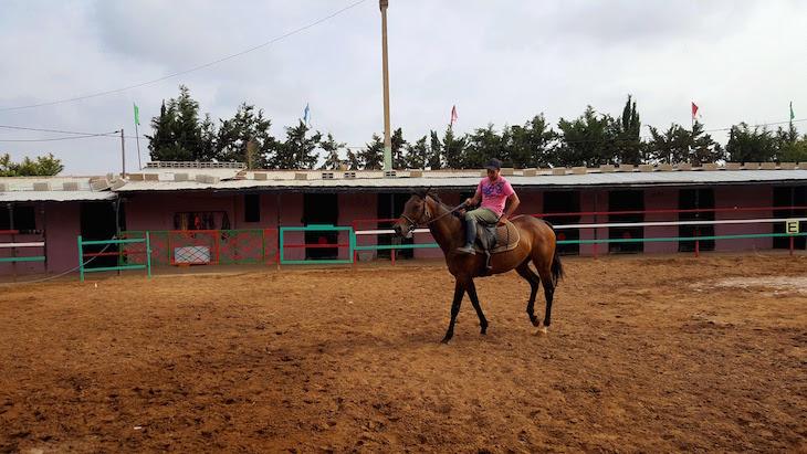 Andar a cavalo - Saidia - Marrocos © Viaje Comigo