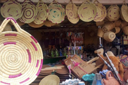 Mercado de Tafoughalt - Marrocos © Viaje Comigo