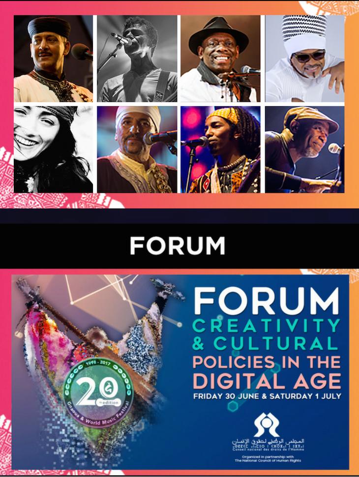 Festival Gnaoua e Musicas do Mundo DR