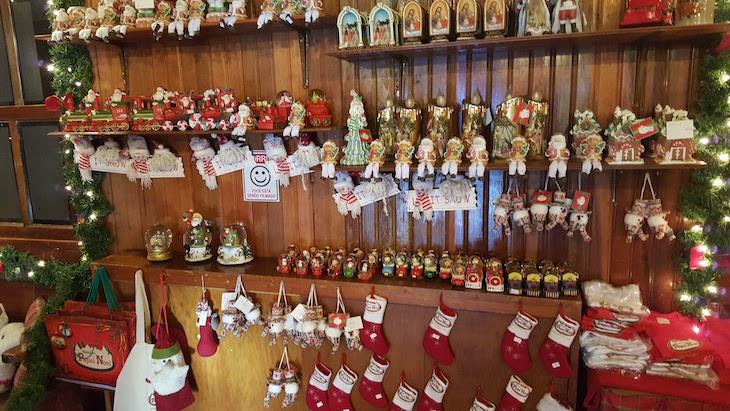 Aldeia do Papai Noel - Gramado - Brasil © Viaje Comigo