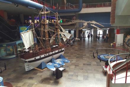 Museu de Ciências e Tecnologia da PUCRS, Porto Alegre, Brasil