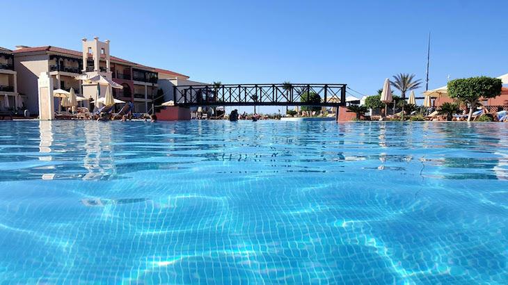 Piscina do Hotel Be Live Collection Saidia - Marrocos © Viaje Comigo