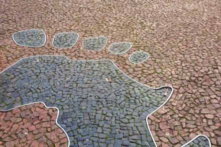 Pegada Africana - Porto Alegre - Brasil © Viaje Comigo