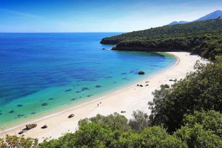 Praia de Galapinhos DR
