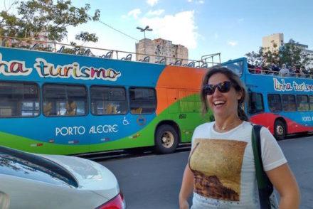 POA Cylene Dallegrave - Porto Alegre © Viaje Comigo