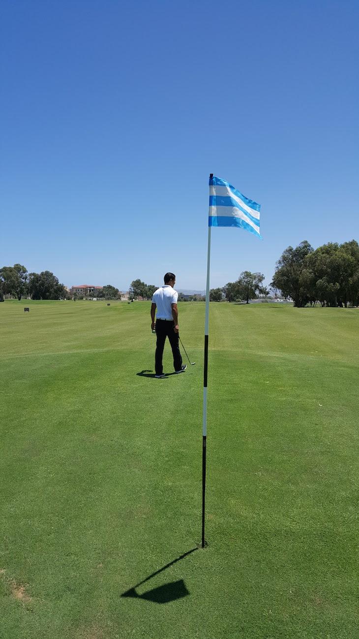 Golfe em Saidia - Marrocos © Viaje Comigo