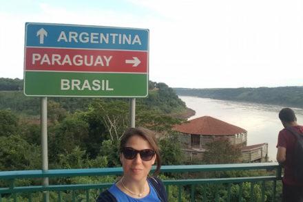 Marco das Três Fronteiras, Foz do Iguaçu, Brasil © Viaje Comigo