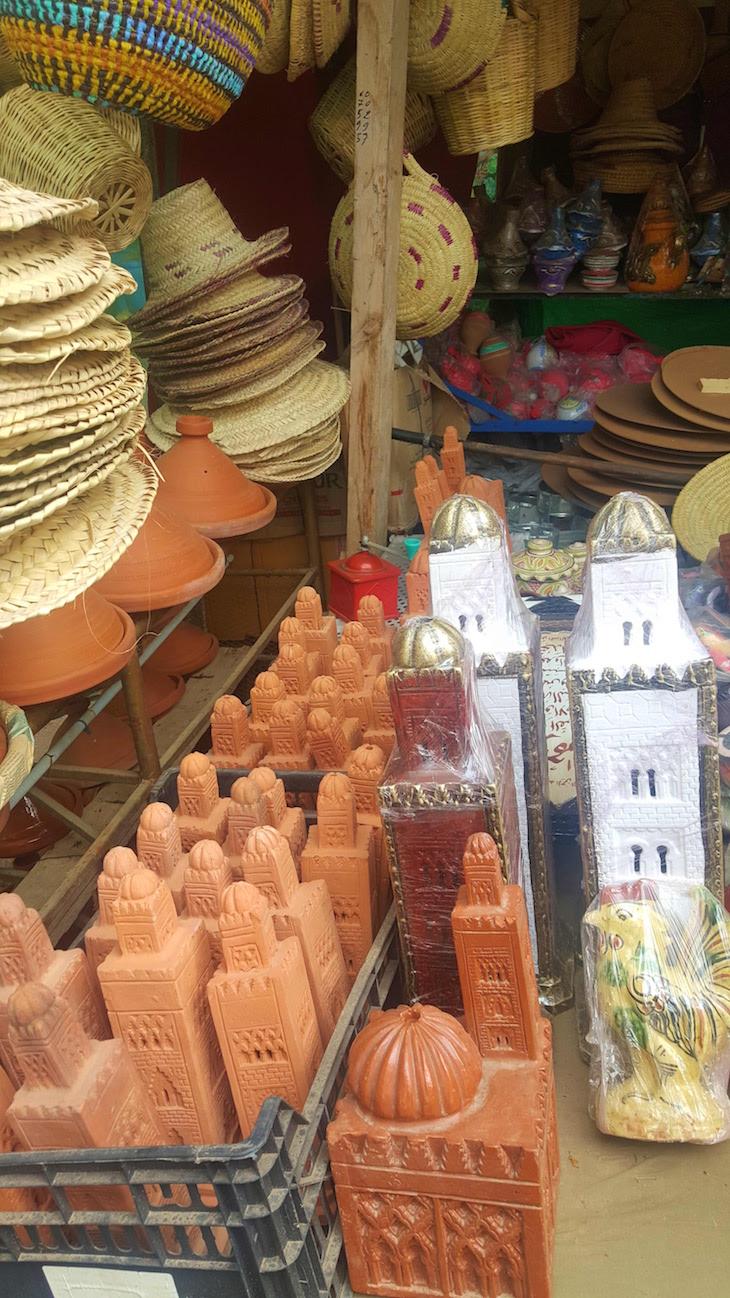 Mercado de Tafoughalt - Berkane - Marrocos © Viaje Comigo