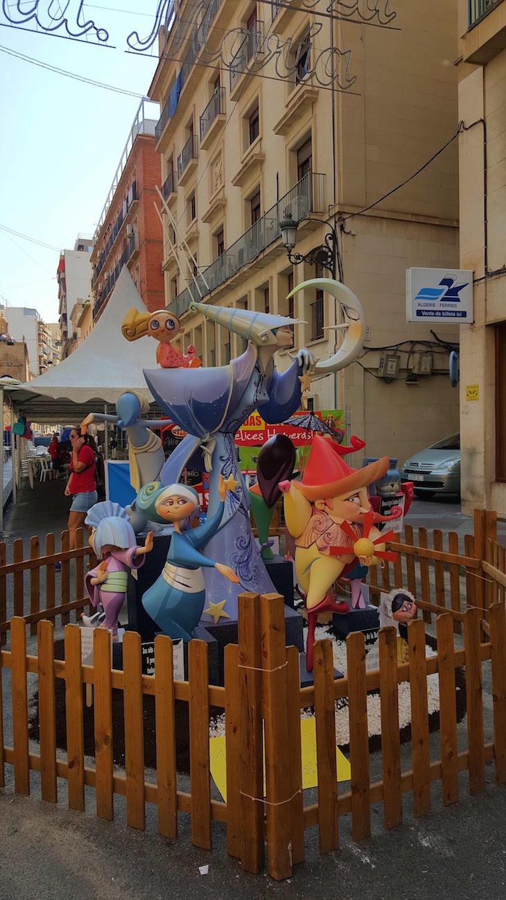 Hogueras de San Juan - Alicante - Espanha © Viaje Comigo