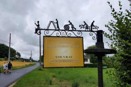 Alain Robert, Chançay, Vouvray, Vale do Loire, França © Viaje Comigo