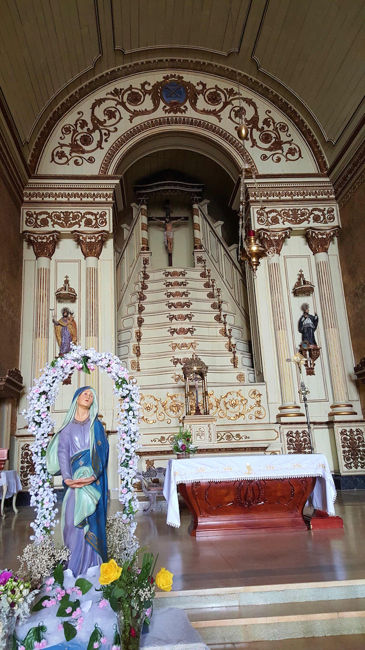 Igreja Nossa Senhora das Dores Porto Alegre - Brasil © Viaje Comigo