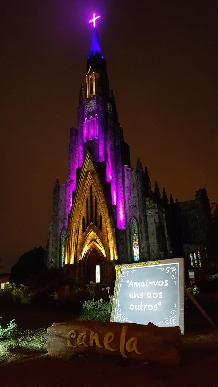 Catedral de Pedra, Canela, Rio Grande do Sul, Brasil © Viaje Comigo
