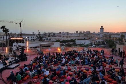Borj Bab Marrakech - Festival Gnaoua 2017 - Essaouira © Viaje Comigo
