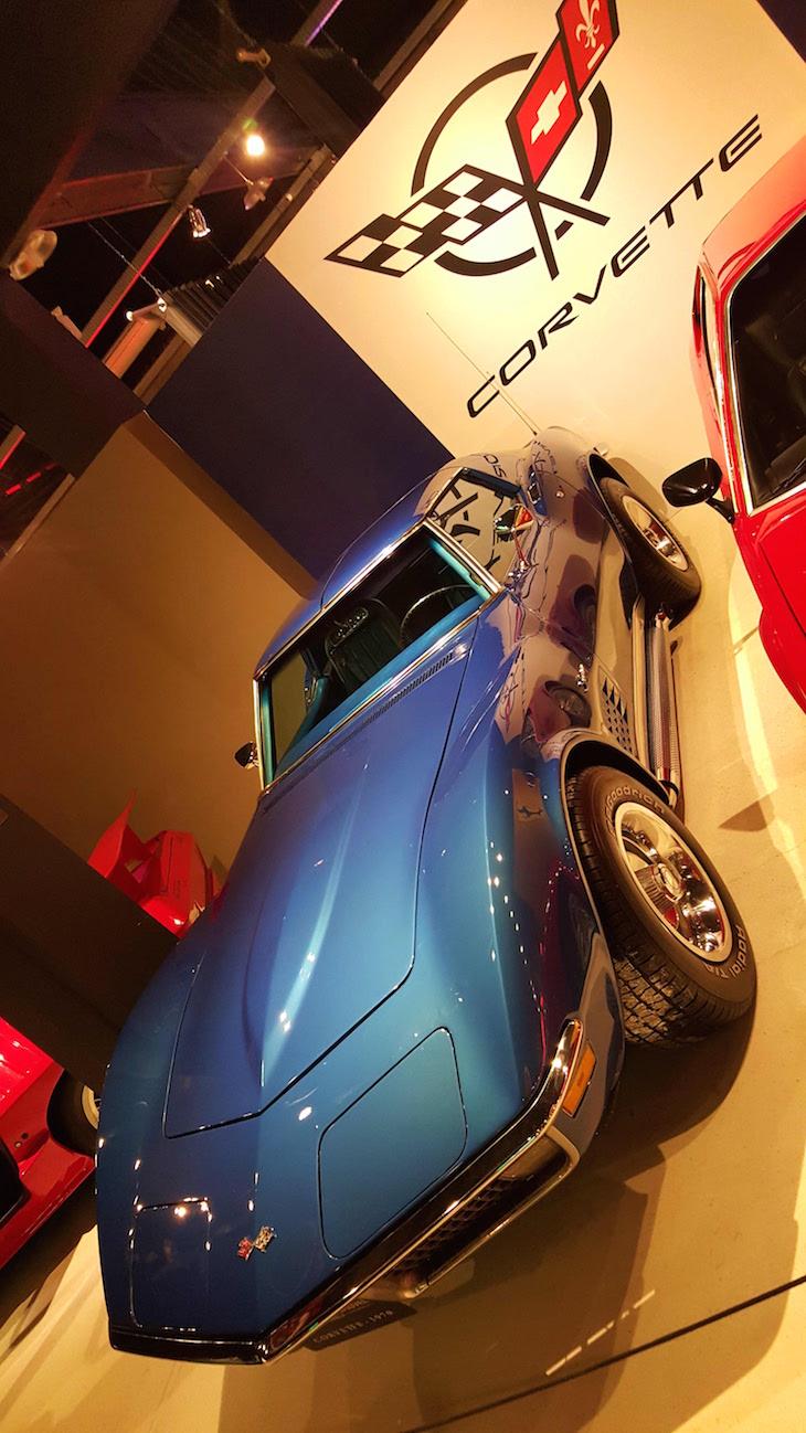 Corvette - Museu do Automóvel de Canela, Rio Grande do Sul, Brasil © Viaje Comigo
