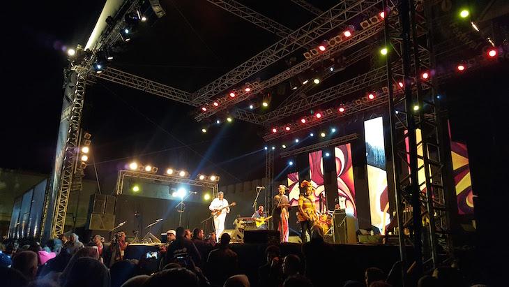 Ismael Lo - Festival Gnaoua 2017 - Essaouira © Viaje Comigo