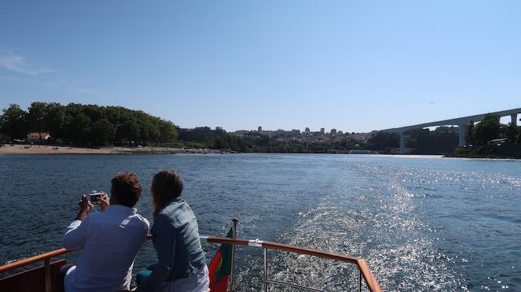 Passeio de barco no Arraes com a Riversoul - Porto © Viaje Comigo