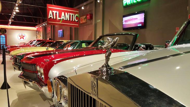 Rolls Royce no Museu do Automóvel de Canela, Rio Grande do Sul, Brasil © Viaje Comigo