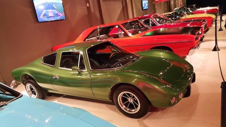 Museu do Automóvel de Canela, Rio Grande do Sul, Brasil © Viaje Comigo