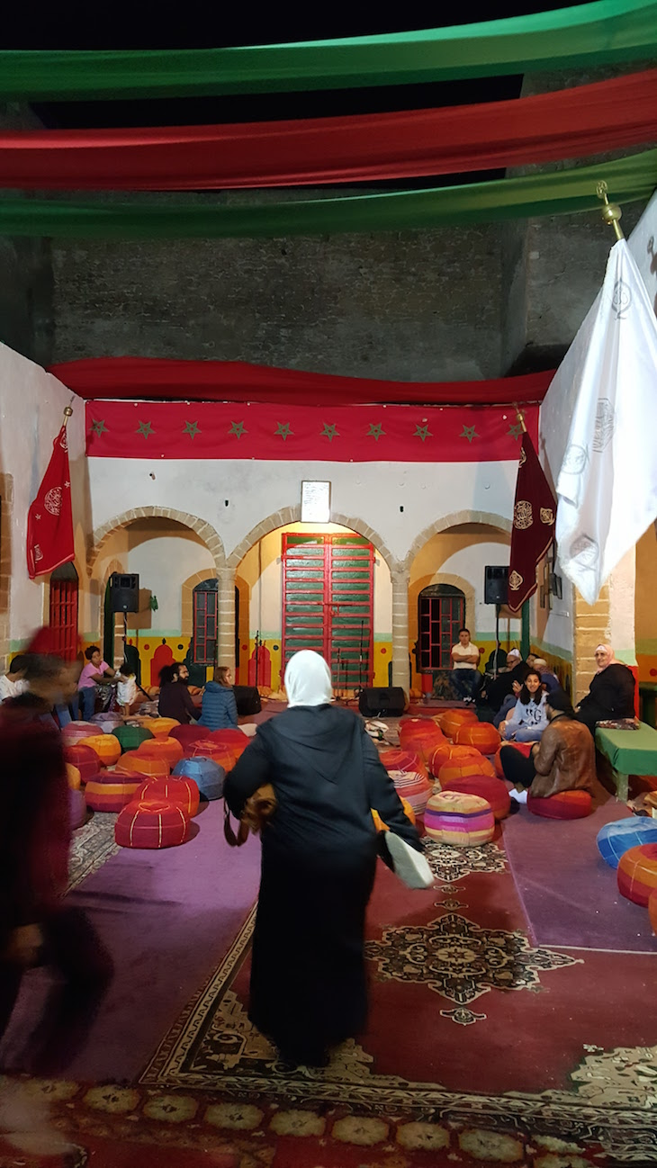 Zaouia Issaoua - Festival Gnaoua 2017 - Essaouira © Viaje Comigo
