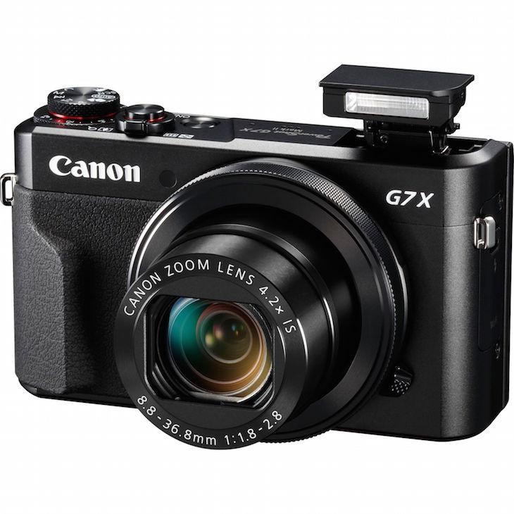 Canon PowerShot G7 X Mark II DR