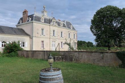 Château de l'Aulée - Vale do Loire - França © Viaje Comigo