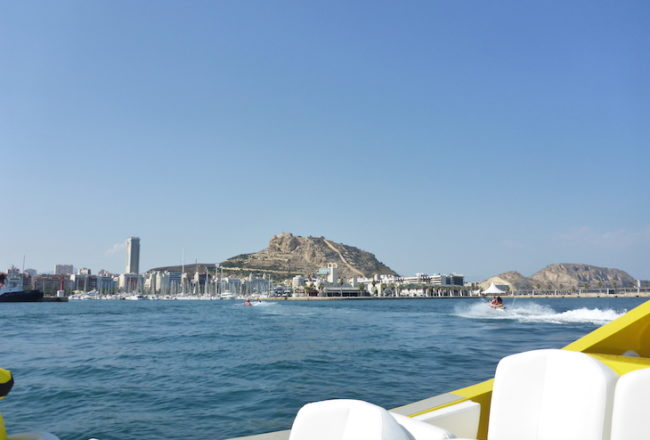 Jetboat, Alicante, Espanha © Viaje Comigo