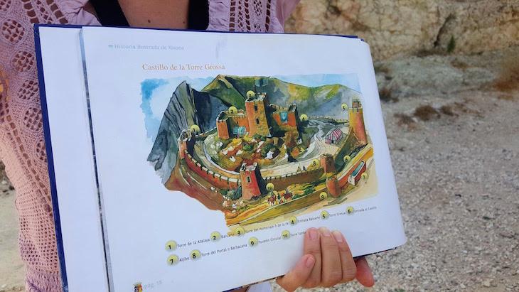 Torre Grossa - Jijona - Espanha © Viaje Comigo