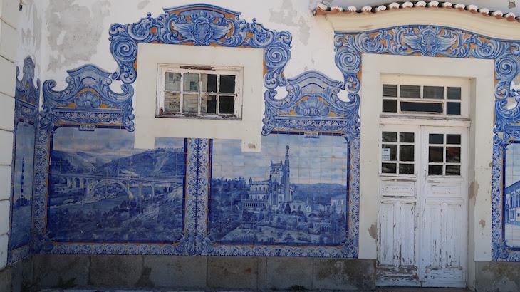 Estação de Comboios de Aveiro - Portugal © Viaje Comigo
