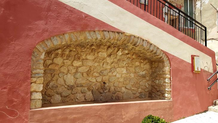 Fonte de l'Andarra - Jijona - Espanha © Viaje Comigo
