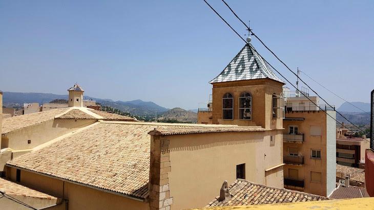 Igreja Nossa Senhora Assuncao - Jijona - Espanha © Viaje Comigo