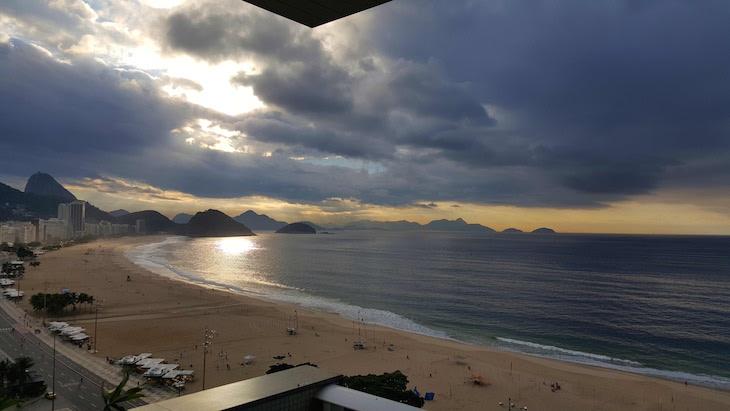 Pestana Rio Atlântica, Copacabana, Rio de Janeiro, Brasil © Viaje Comigo