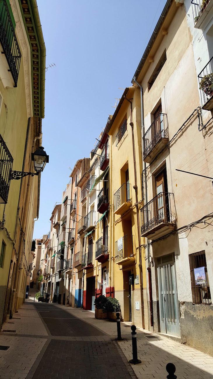 Nas ruas de Jijona - Espanha © Viaje Comigo