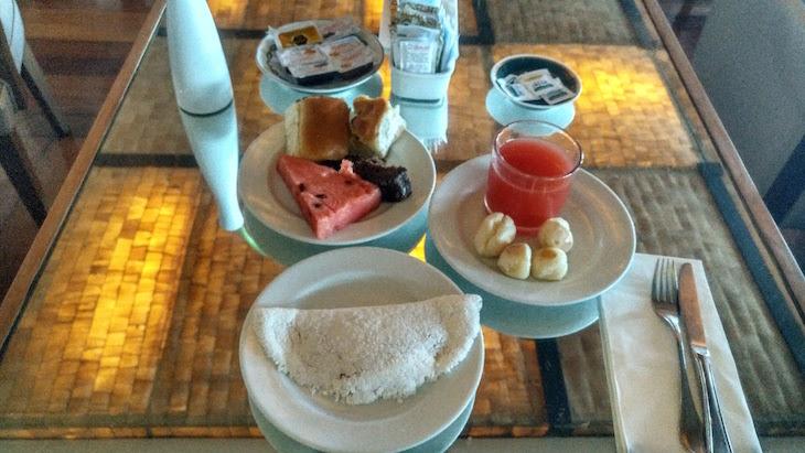 Pequeno-almoço do Pestana Rio Atlântica, Copacabana, Rio de Janeiro, Brasil © Viaje Comigo